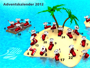 3We Adventskalender 2012