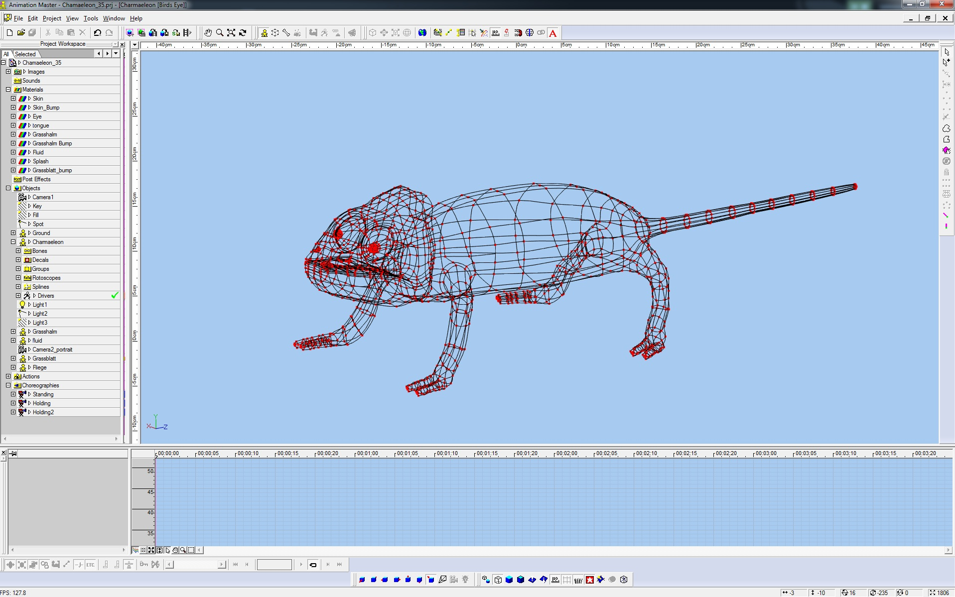 A:M Mascot-Contest 2013 (v18) Wireframe View