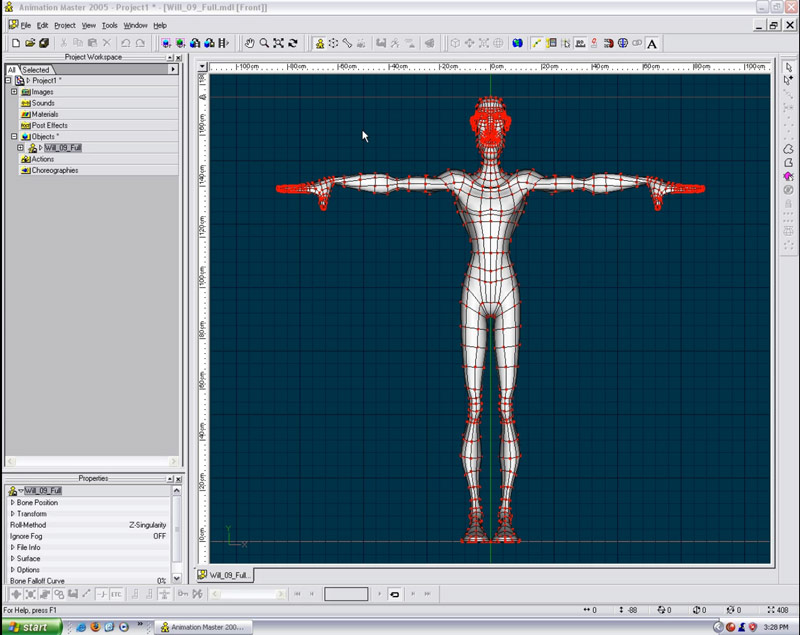 Barry Zundal Tutorial 01a Modelling 2