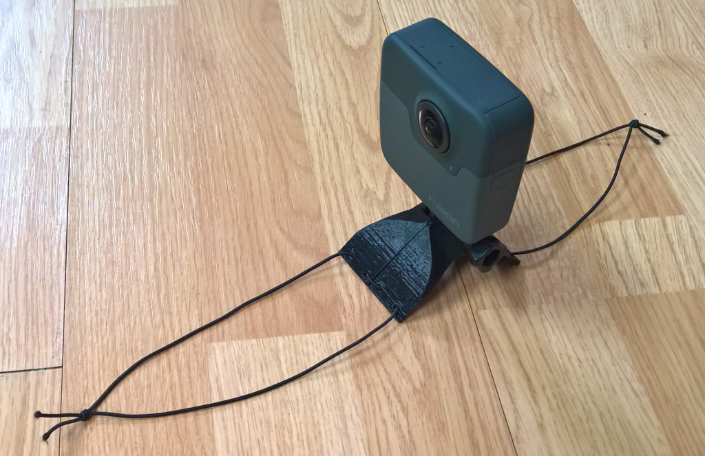 3d printed Camera Stand auf PatchWork3d