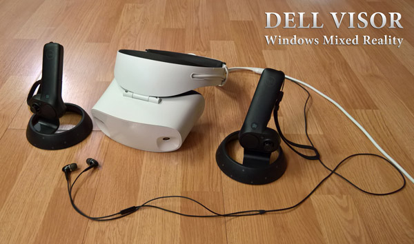 Dell Visor - Microsoft Mixed Reality bei Patchwork3d