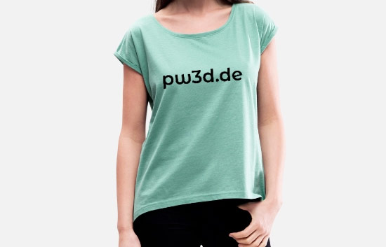 T-Shirt PW3d Woman
